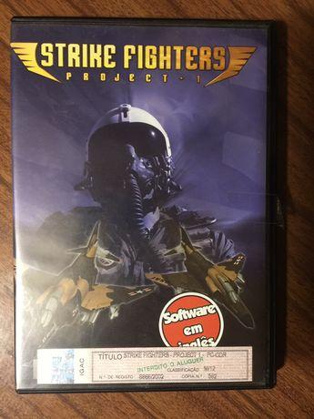 Jogo Pc - Strike Fighters -simulação de voo