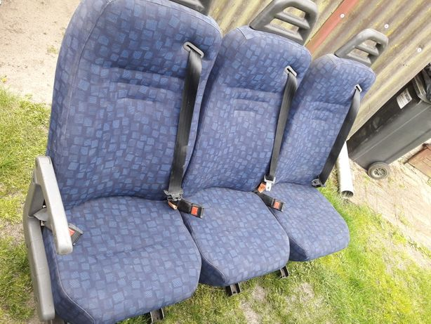 Fotele do busa