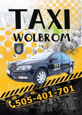 Taxi Wolbrom tel. 505.401.701