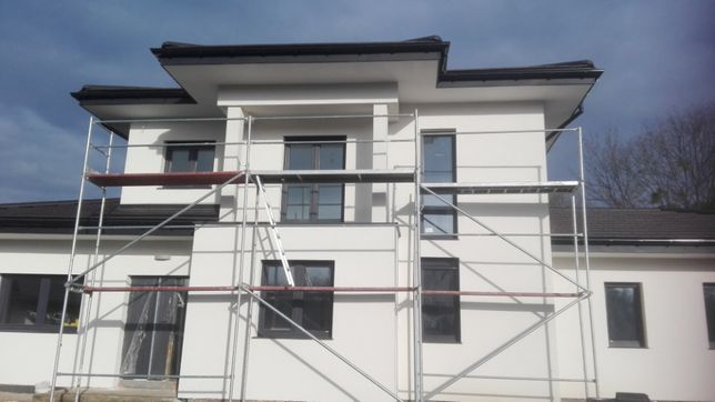 Budowa domów Ocieplenia Elewacje Wykończenia