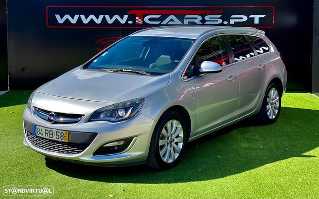 Opel Astra Sports Tourer COSMUS