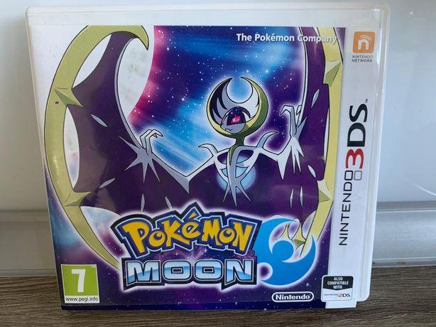 Pokemon MOON - consola Nintendo