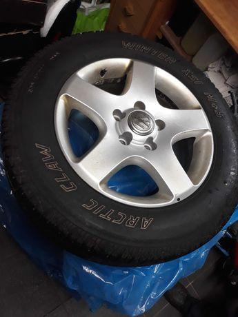 "Oryginalne Felgi aluminiowe 17"" VW 5x130 7.5Jx17H2"