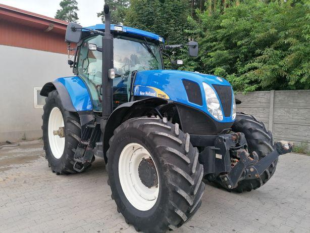 New Holland T7040 sprowadzony