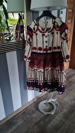 Sukienka z kieszeniami H&M rozmiar s