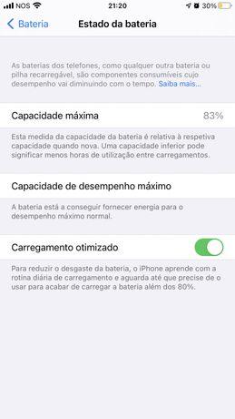 Iphone 8 plus (64 GB) branco