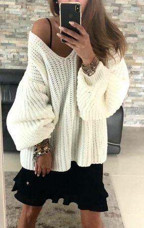 By o la la nowy sweter roz.U