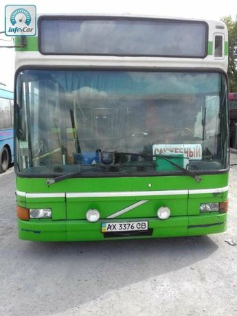 Volvo b10