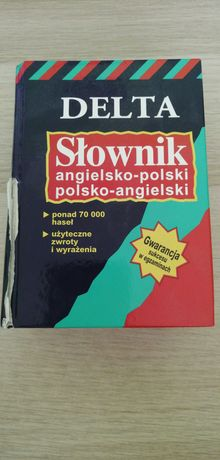 Słownik angielsko-polski, polsko-angielski