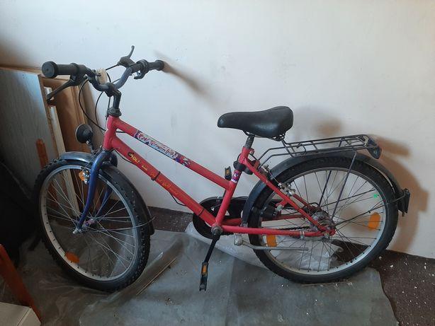 Rower dla dziecka 7-9 lat