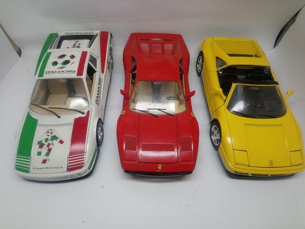 Burago,Maisto1:18 Porsche,Ferarri