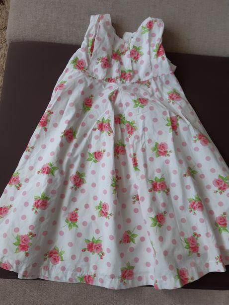 Sukienka 116cm