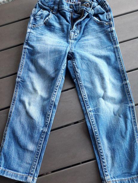 Chłopięce jeansy Cubus rozm.98