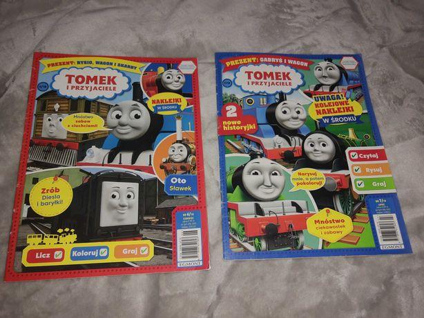 Gazetki Tomek i przyjaciele