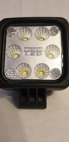 Lampa Robocza Led 3000lm LED9C.53900 ,100X100-6st Wiązka skupiona
