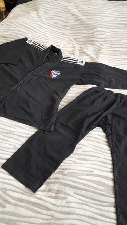 Черное кимоно на рост 150 см