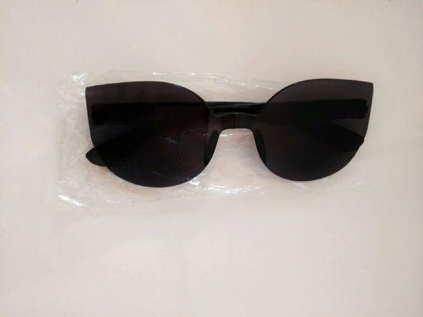 женские солнцезащитные очки лисички кошечки гранды