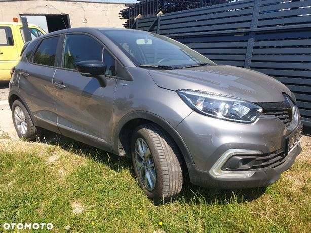 Renault Captur 2020r 14tys km limited 0.9