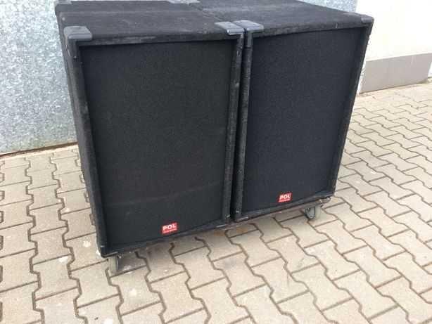 Pol Audio TP 118  1000 Watt