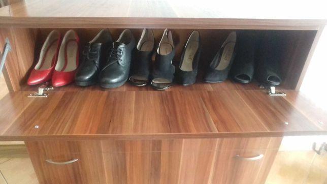 Szafka Na buty pojemna