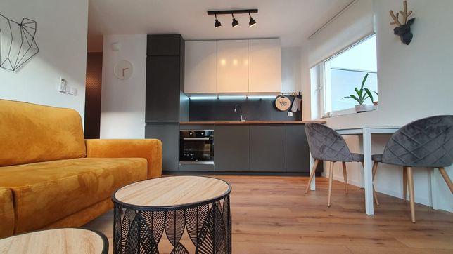 NOWE! Apartament z tarasem, 2 pokoje,Gliwice Kozielska,garaż i parking