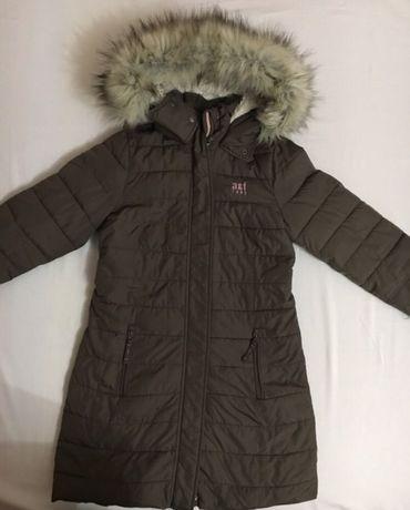 Зимова куртка , пальто Abercrombie 170 см