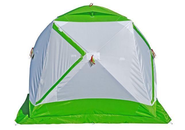 Зимняя палатка для рыбалки ЛОТОС Куб 3 Компакт Оригинал