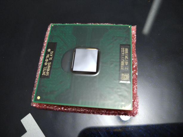 Intel® Core™2 Duo T8300 2.40GHz FSB800 PGA478