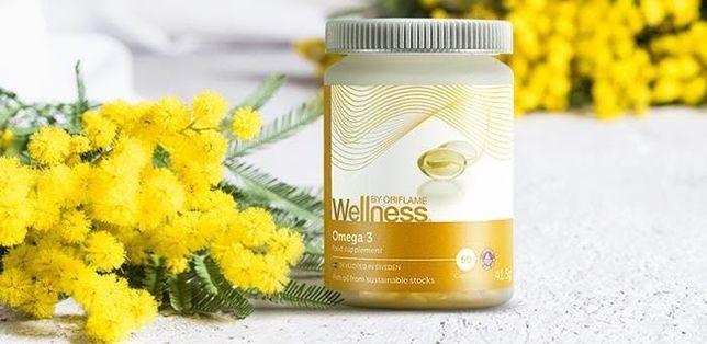 Омега-3 и другие Витамины от Wellness  ! Оригинал !