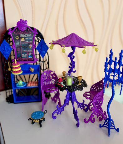 Набор Монстер Хай кафе кухня кондитерская Monster High