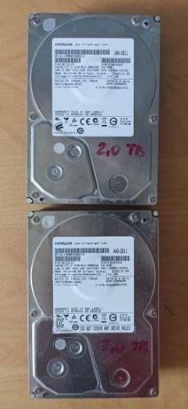 Dysk Hitachi 2TB 7200rpm PN 0F12115