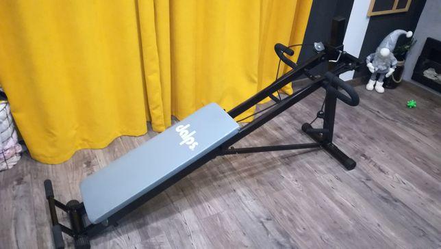 Ławka do ćwiczeń BODY GYM 9055GY firmy DALPS