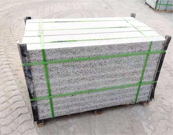 Opornik granitowe na podjazd 6x20x100 48H