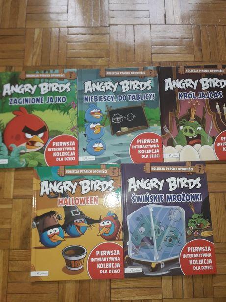 Kolekcja Ptasich Opowieści Angry Birds