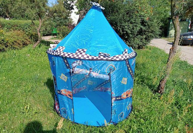 Namiot ogrodowy dla dziecka