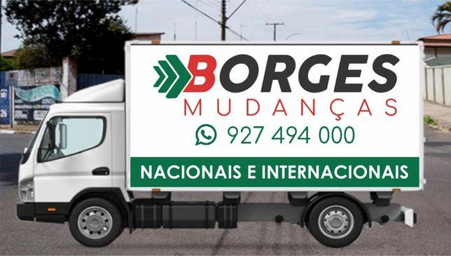 Mudanças Setubal, Q. do Conde, Lisboa, Cascais, Barreiro, Q. do Anjo.
