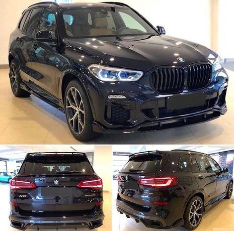 Обвес Paradigma для BMW X5 G05 2018+ Накладки бампера диффузор спойлер