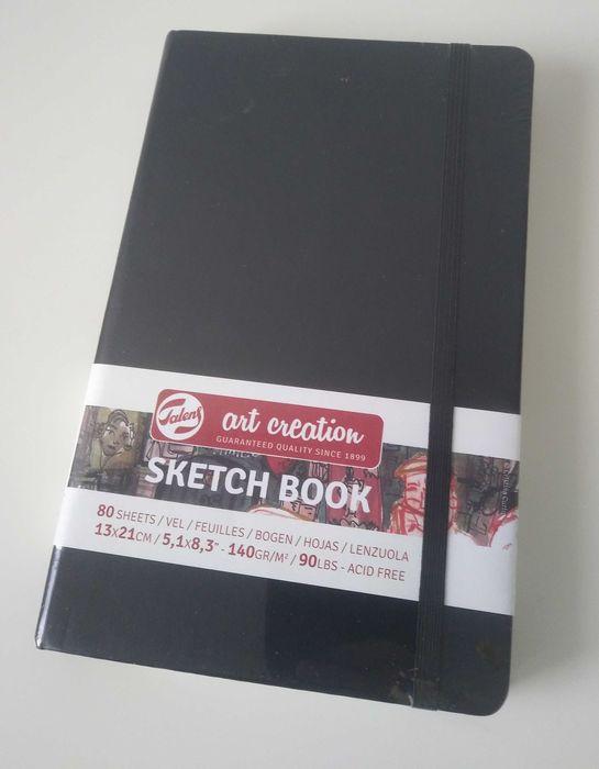 Szkicownik Talens sketchbook nowy A5 Gdańsk - image 1