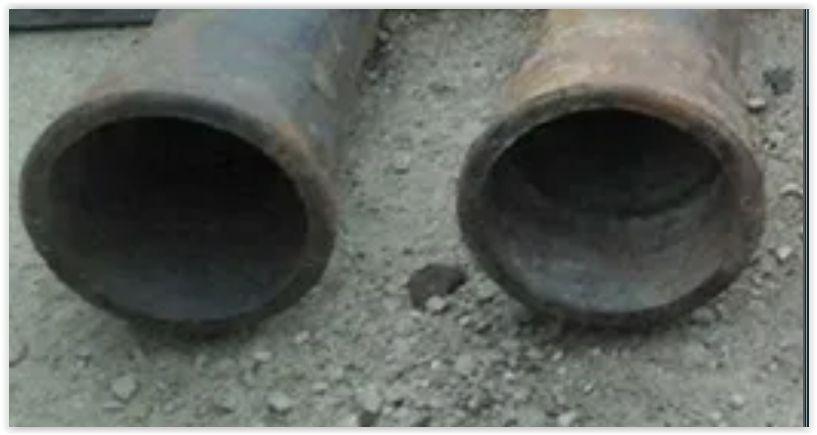 Труба чугунная канализационная СССР Хмельницкий - изображение 1