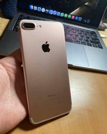 iPhone 7 Plus Rose Gold 128 GB Neverlock