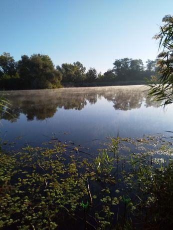Продам земельный участок на берегу реки Сура
