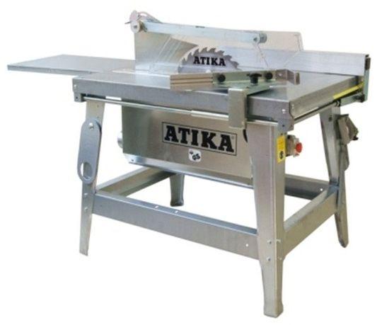 ATIKA BTK 450 400V - piła stołowa krajzega budowlana pilarka do drewna
