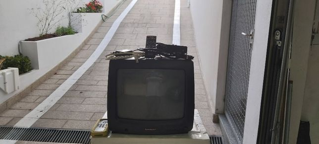 TV Watson pequena