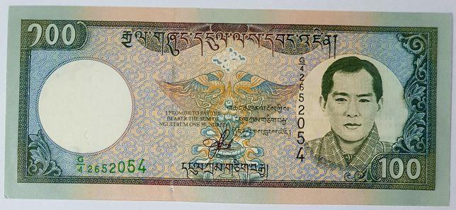 BHUTAN UNC banknot