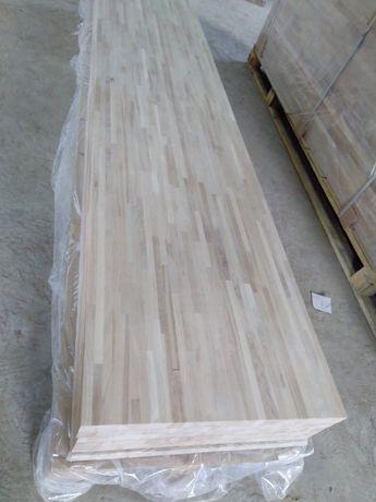 Мебельный щит дуб 18-22ммАВ, Rustik