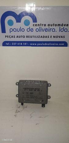 Amplificador de antena Mercedes W203