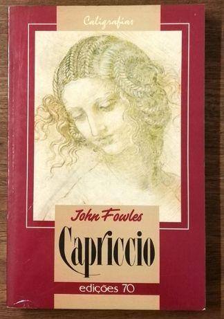 capriccio, john fowles, edições 70