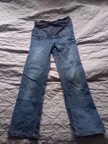 Jeansy ciążowe rozmiar 36