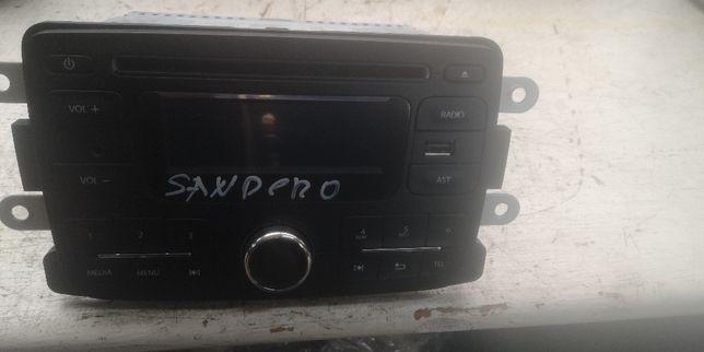 Radio Dacia Sandero II.