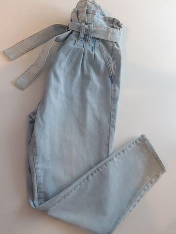 Spodnie jeansy 38